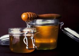 Miel artisanal en bocal