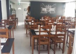 Salle de restaurant de l'Auberge
