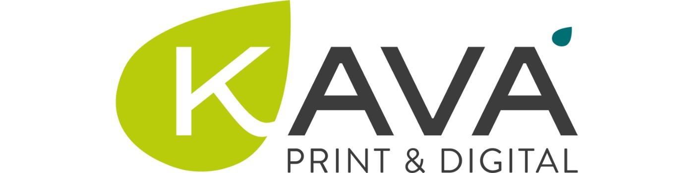 identité visuelle de l'entreprise Kava